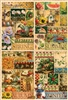 2000pc The Four Seasons jigsaw puzzle by Cobble Hill Puzzle Co.
