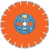 "Diamond Products 14""X.125X1"" C56H Concrete Blade"