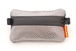 Ject Pouch Uno: Silver Iguana $26