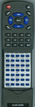 3M 78-8118-9364-9 Custom Built Redi Remote