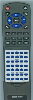 AAXA KP40001 Custom Built Redi Remote