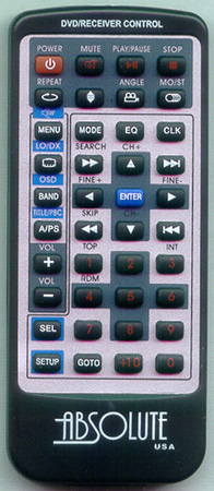 ABSOLUTE DMR457 Genuine OEM original Remote