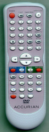 ACCURIAN 12450128 Genuine  OEM original Remote