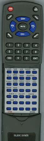 ACCURIAN 12435483 Custom Built Redi Remote