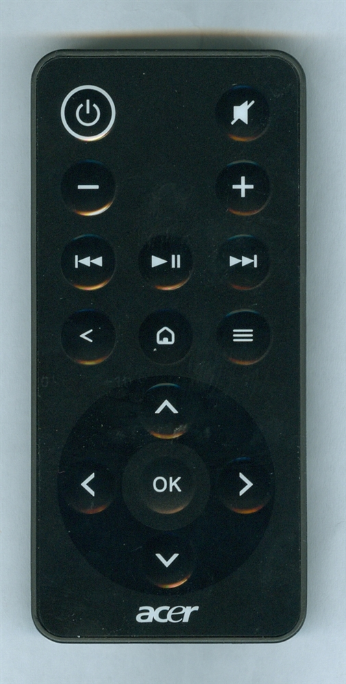 ACER IR28012AC3 IR28012AC3 Refurbished Genuine OEM Original Remote