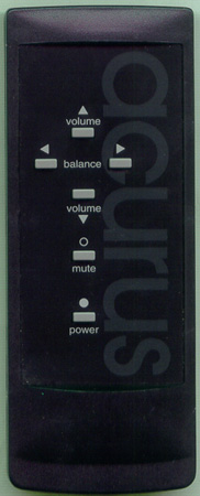 ACURUS 21002800001 Genuine  OEM original Remote