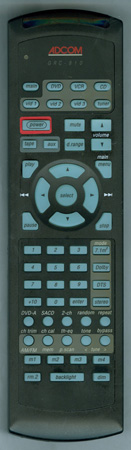 ADCOM GRC-810N GRC810 Genuine  OEM original Remote