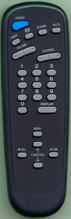 ADMIRAL 63932108 Genuine  OEM original Remote