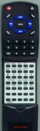 ADMIRAL 07660CG030 Custom Built Redi Remote