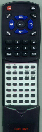 ADMIRAL 64085069 Custom Built Redi Remote