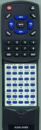 ADVENT 136-3855 Custom Built Redi Remote