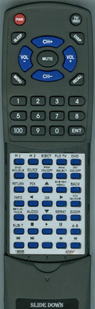 ADVENT 1365055 Custom Built Redi Remote