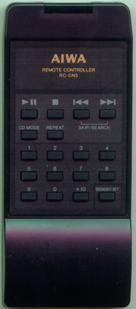 AIWA 81MDB951010 RCCN3 Genuine  OEM original Remote