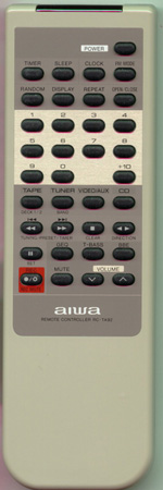 AIWA 81MX4697010 RCTA92 Genuine  OEM original Remote