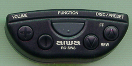 AIWA R8AZR190040 Genuine OEM original Remote