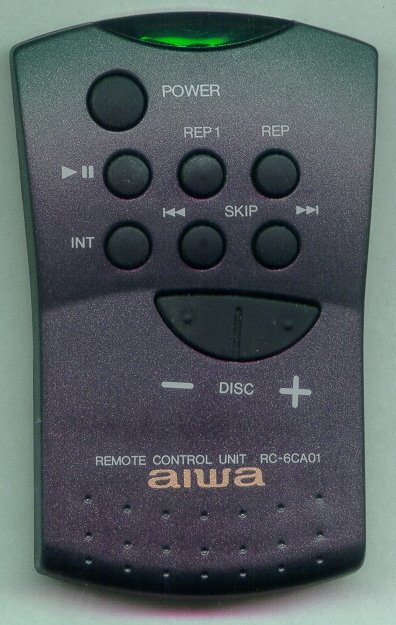 AIWA S6710SN900A Refurbished Genuine OEM Original Remote