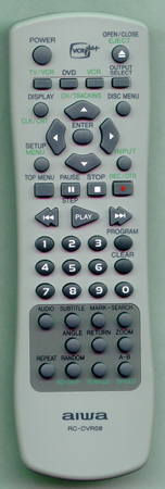 AIWA S711P1P042F Genuine OEM original Remote