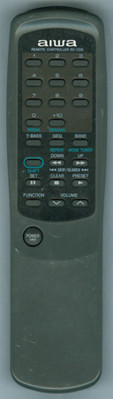AIWA SRCNV100EX0 RC-CD6 Genuine  OEM original Remote