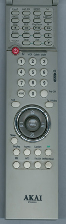 AKAI BP59-00026A BP5900026 Genuine OEM original Remote