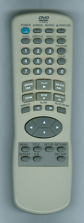 AKAI DVM9500 Genuine  OEM original Remote