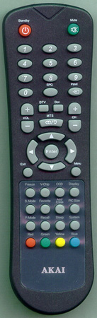 AKAI E7501-051006 Genuine  OEM original Remote
