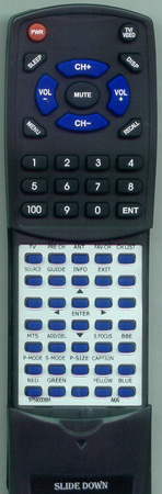 AKAI BP59-00089A Custom Built Redi Remote