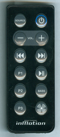 ALTEC LANSING A12391 Genuine  OEM original Remote