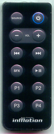 ALTEC LANSING IM600 Genuine  OEM original Remote