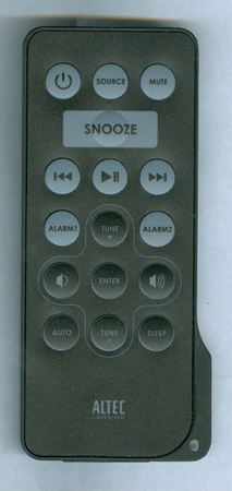 ALTEC LANSING M302 Genuine  OEM original Remote