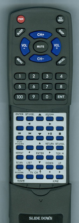 ALPINE 66N-044KEY-00 Custom Built Redi Remote
