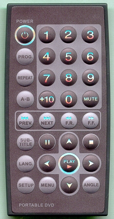 AMW M281 Refurbished Genuine OEM Original Remote