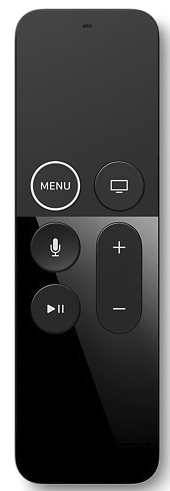 APPLE SIRI REMOTE Genuine OEM original Remote