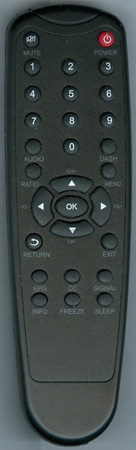 ARTEC T3APLS Genuine  OEM original Remote