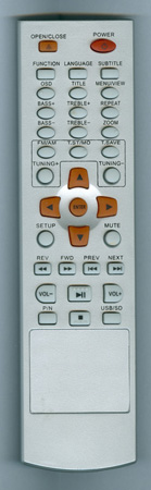 ASPEN AHT2000 Genuine  OEM original Remote