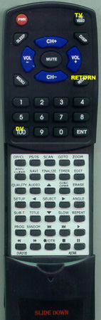 ASTAR DVR2100 Custom Built Redi Remote