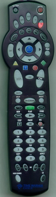 ATLAS OCAP DVR-1056 1056B01 Genuine  OEM original Remote