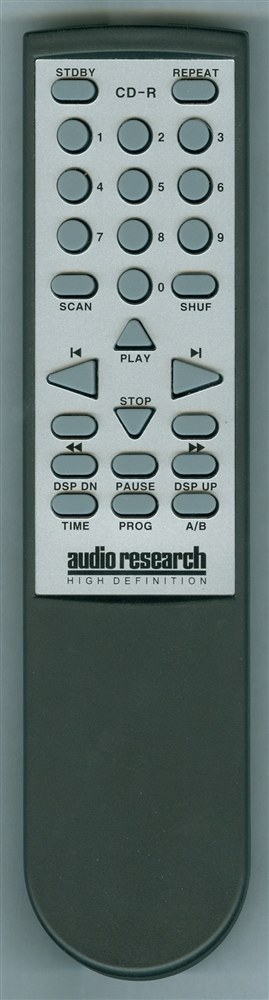 AUDIO RESEARCH 14012080 Genuine  OEM original Remote
