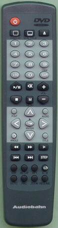AUDIOBAHN AVDVD1 Genuine  OEM original Remote