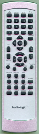 AUDIOLOGIC DVD108 Genuine  OEM original Remote