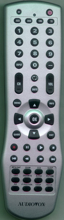 AUDIOVOX 301-D42FB6-06E Genuine  OEM original Remote