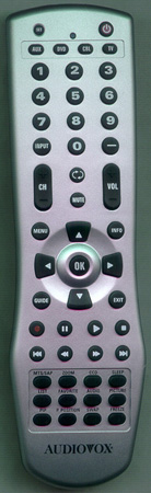 AUDIOVOX 6010D00606 Genuine OEM original Remote