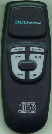 AUDIOVOX CD2313 Genuine OEM original Remote