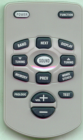 AUDIOVOX CE3000HT Genuine OEM original Remote