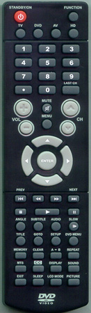 AUDIOVOX FPE1708 Genuine  OEM original Remote