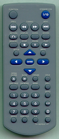 AUDIOVOX STS1199 Genuine  OEM original Remote