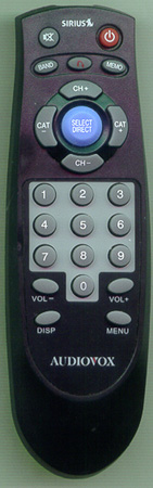 AUDIOVOX 1363803 Genuine OEM original Remote