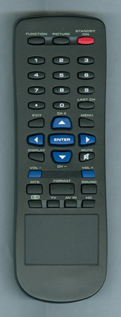 AUDIOVOX FPE1508 Genuine OEM original Remote