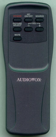 AUDIOVOX GU0002 Genuine OEM original Remote