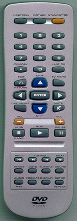 AUDIOVOX KLV3913 Genuine OEM original Remote