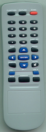 AUDIOVOX PLV16081 Genuine OEM original Remote